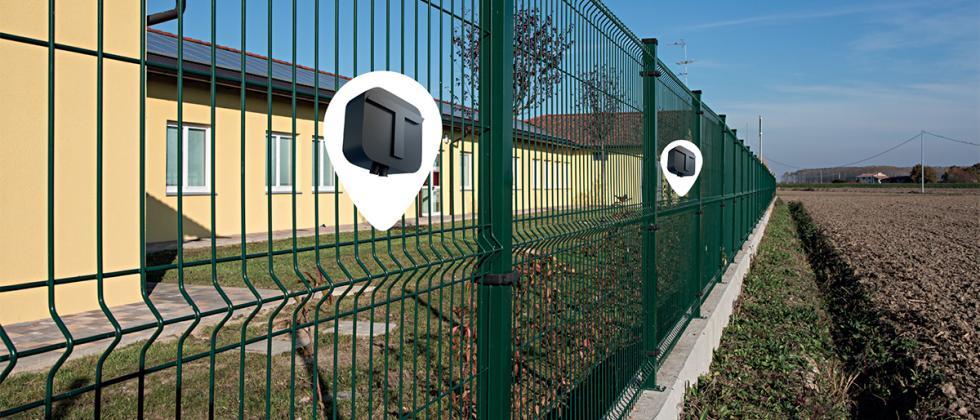 MACS Fences sistema antiscavalcamento per recinzioni