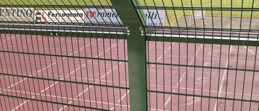 Recinzioni campi calcio Recintha Stadium