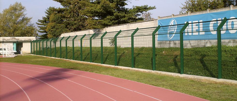 Recinzione impianto sportivo Recintha Stadium