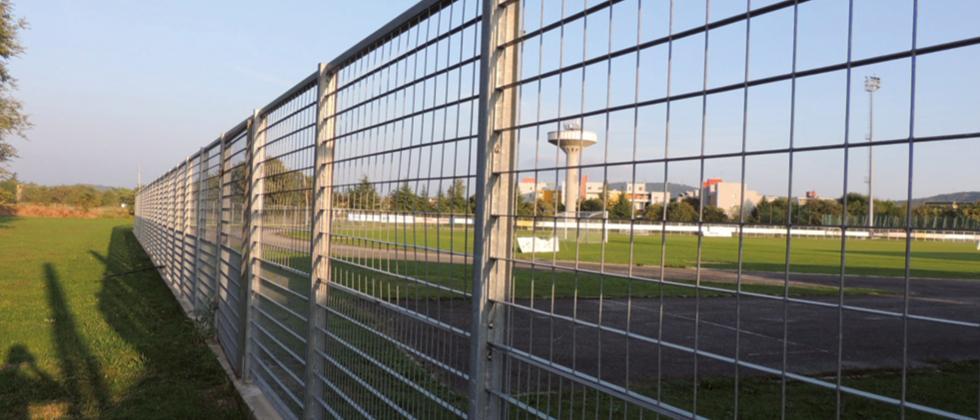 recinzioni per campi di calcio Stadion
