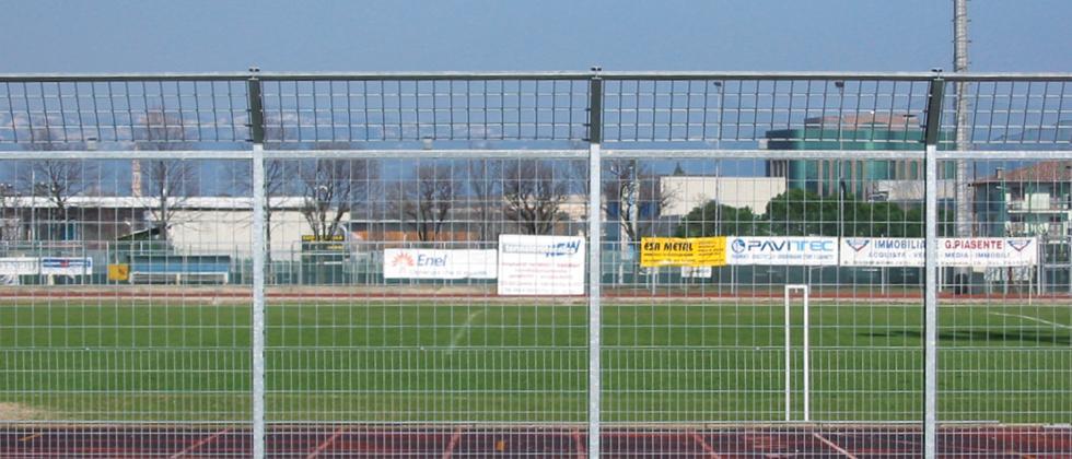 recinzioni campi sportivi Stadion