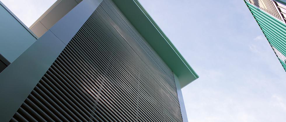 Fassadenverkleidungssystem Teti