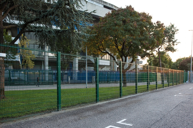 Recintha Stadium - Impianto sportivo