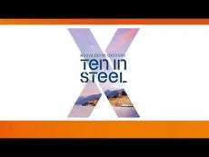 Ten in Steel: il video dell'anniversario aziendale