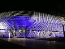 Potissimum grating for the 2019 Rome tennis ATP tournament